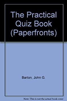 Paperback The Practical Quiz Book (Paperfronts Series) Book