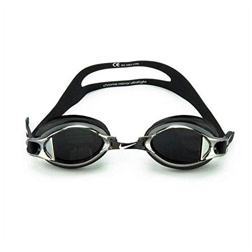 Nike Swim Training Chrome Mirrored Goggle's,Black (001),OS