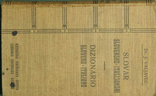 Dizionario sloveno italiano