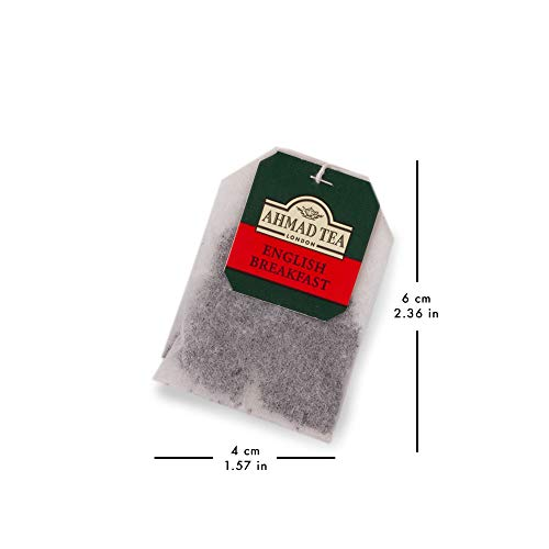 富永貿易 アーマッドティー アーマッドティー イングリッシュブレックファースト ティーバッグ 100袋 英国ブランド 個包装