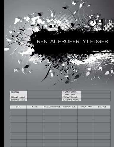 Compare Textbook Prices for Rental Property Ledger: Rent Book For Landlords, Tenants, And Lodgers. The Perfect Rent Receipt Book and Rental Log Book  ISBN 9798749775563 by Anachronistic