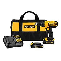 Top Rated Cordless Drill with DeWalt 20 Volt Max