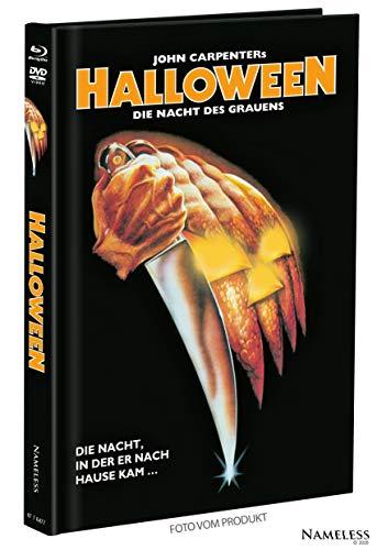 Halloween 1978 - Limited Nameless Mediabook A - 333 Stück - DVD - Blu-ray
