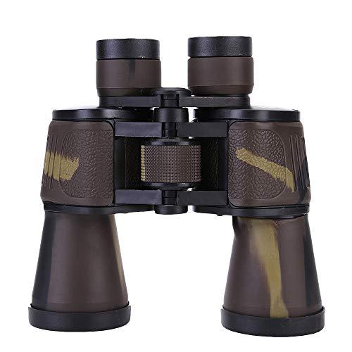AjACD HD-verrekijker, helder, krachtig, vergrotend, telescoop met nachtzicht, lage helderheid, compact, waterdicht, outdoor, sport