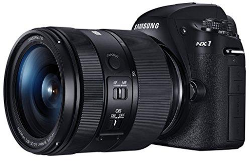 Samsung NX EV-NX1ZZZBQBUS 28 MP Wireless Smart Compact System Camera (Black)