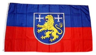 Fahne/Flagge Landkreis Friesland NEU 90 x 150 cm