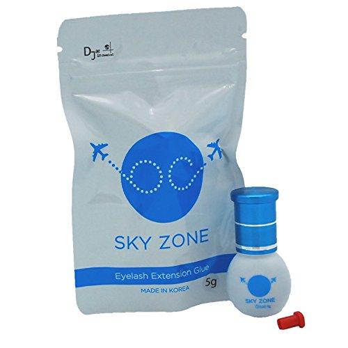 SKY ZONE - Pegamento para extensiones de pestañas