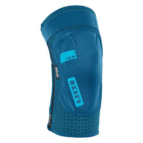 ION Ginocchiera K-Traze AMP Zip, Ocean Blue, L