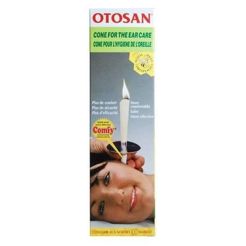 Otosan - Paquet de 2 bougies d'oreilles