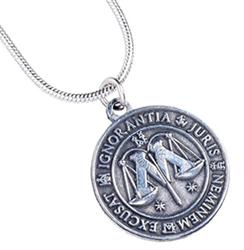 The Carat Shop Official Harry Potter Jewellery Ministry of Magic Necklace