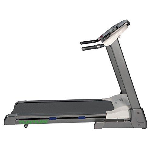 Tunturi Run 3.1510x 1420mm 20km/h–Treadmills (Distance, Time, Chest Belt, LCD, 510x 1420mm)