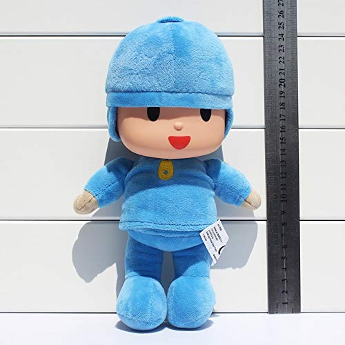 LindaQ 10inch / 25cm Pocoyo Plush Pocoyo Soft Plush Stuffed