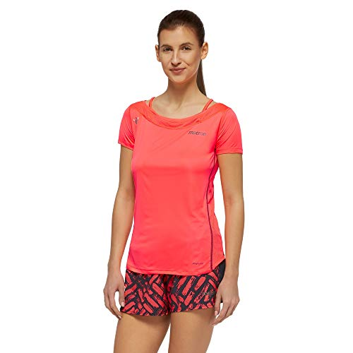 Macron T-Shirt Run kona Phoebe neon