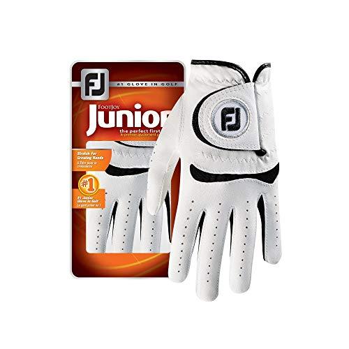 FootJoy Junior Golf Glove (White)