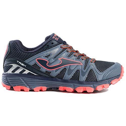 KiarenzaFD Joma TK_Trek Lady 912 Chaussures de randonnée pour Homme Gris, TK_TRELS_912_37, Gris, 37
