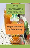 THE ECONOMICS OF LIP BALMS : Stages Of Natural Lip Balm Making For Lip Beauty (English Edition)