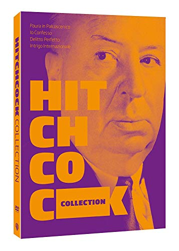 Hitchcock Collection(Box 4 Dv)