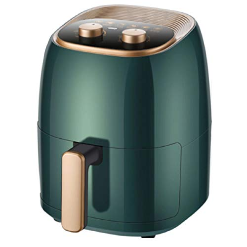 6L Power Air Fryer Digital Free French Fries Eléctri Air Fryer co Mini Horno Multifunción No Humos Freidora profunda