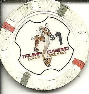 $1 trump casino chip gary indiana