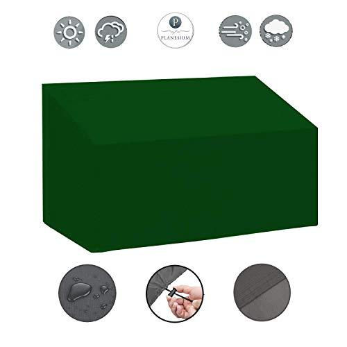 Holi Europa Premium tuinbank afdekking tuinmeubelen bank hoes tuinbank beschermhoes kap dekzeil garnituur 575 g/m