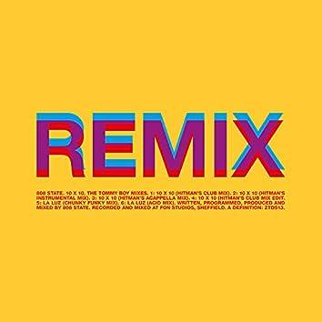 10x10 (The Tommy Boy Mixes)