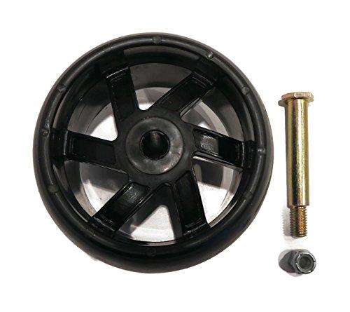 The ROP Shop Deck Wheel fits John Deere RX95 SRX75 SRX95 STX30 STX38 SX75 SX95 Garden Tractor -  QSI-138_Z52