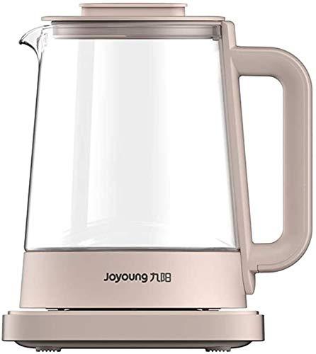Gesundheit Topf, nach Hause automatischer Multifunktions Verdickung Glaspotentiometer Büro kleiner Tee, 24h Termin, smart Isolierung, Borosilikatglas,Eigenständige