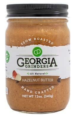 Georgia Grinders Hazlenut Butter 12oz (2)