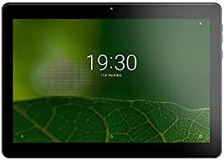 KEIAN タブレット 10インチ クアッドコア メモリ1G 1280×800 IPS液晶 Android 6.0 ブラック KPD10B