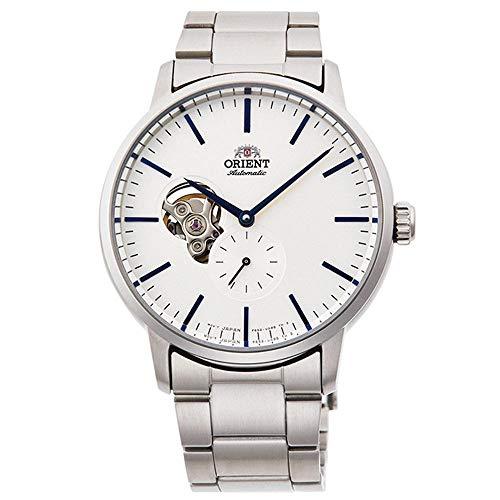 Orient Reloj Analógico para Hombre de Automático con Correa en Acero Inoxidable RA-AR0102S10B