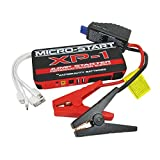 Antigravity XP-1 Micro Start - JUMPS A V8 - Personal Battery Jump Starter & Charger - Mini Portable Back Up Power Supply - Phone & Laptop Charger - Flashlight SOS WITH FULL ANTIGRAVITY WARRANTY