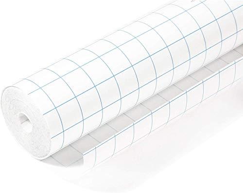 HERMA 7010 Buchschutzfolie selbstklebend (10 m x 40 cm, transparent glänzend) reiß- und wasserfest, aus umweltfreundlicher Polypropylen-Folie für dauerhaftes Einbinden, 1 Rolle