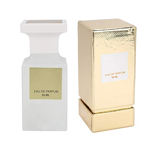 Eau De Parfum Spray para hombres, Spray de fragancia de perfume masculino para caballero, Eau De Toilette Spray de larga duración para hombres Notas florales orientales