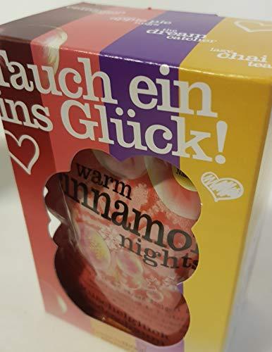 Treaclemoon Badeschaum Badesalz 4 x 80 g in Geschenkbox Geschenkset