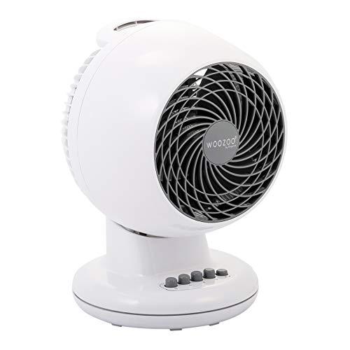 Iris Ohyama PCF-M15 White Ventilador, Blanco, 13 m² Oscilación