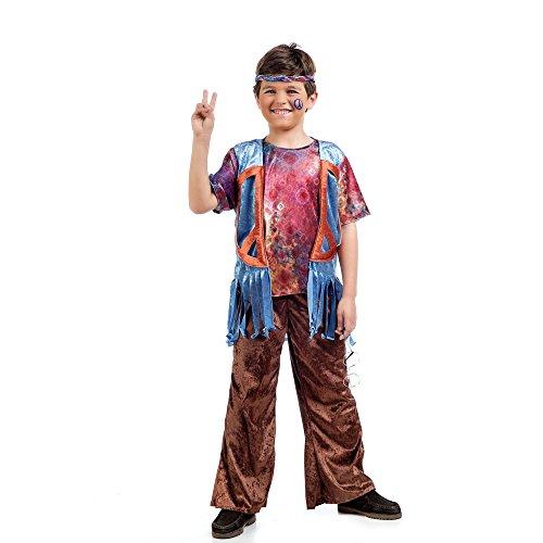 Limit Sport- Hippie Bosco, disfraz infantil, 6 (MI017