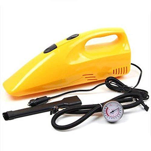 LKK-KK Inflable Combo coche limpiadores húmedos y secos Aspirador Tabla de alimentación de vacío de presión de neumáticos
