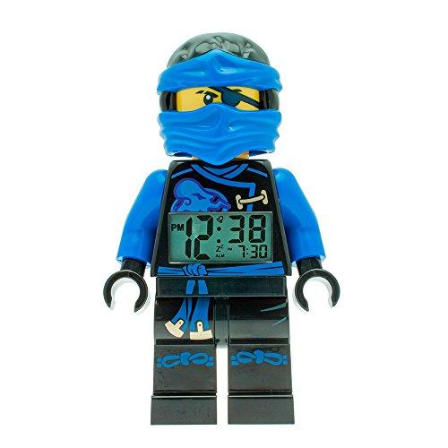 LEGO–Despertador 'Lego Ninjago Jay Sky Pirates–Azul–niños