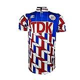 Camiseta Polo De Fútbol AJAX 1980-90, Camiseta De Entrenamiento De Fútbol Retro, Uniforme De Partido De Fútbol Unisex, Maravilloso Regalo para Fanáticos del Fútbol M