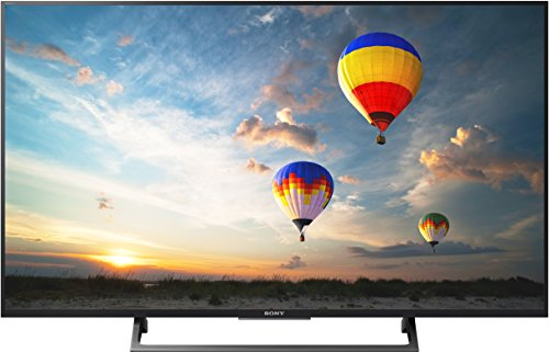 Sony KD-55XE8096 139 cm (55 Zoll) Fernseher (Ultra HD, HD Triple Tuner, Android-TV, X-Reality PRO, Triluminos Display, USB Aufnahmefunktion)