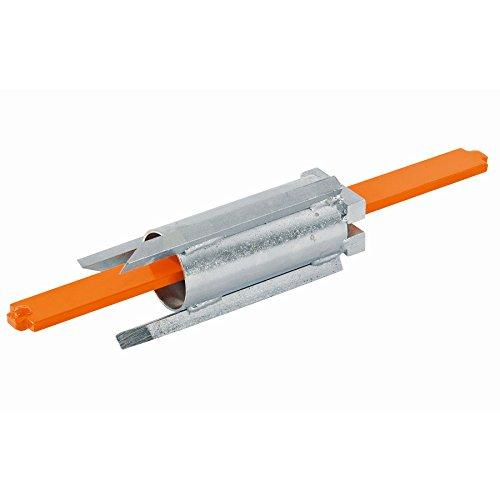 Set Mischrohrreiniger + Reinigerwelle PFT Putzmaschine Mischrohr Reiniger G4/G5 Mischwelle Wendel