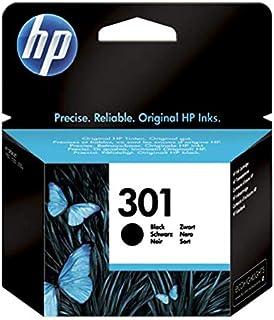 HP 301 CH561EE, Cartucho Original de Tinta Negro , compatible con impresoras de inyección de tinta HP DeskJet 1050, 2540,3...