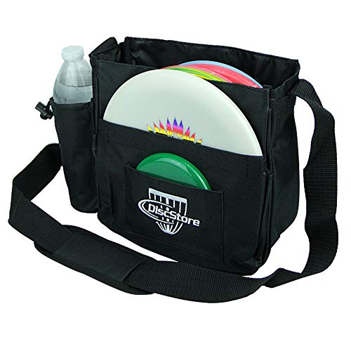 Grab & Go Disc Golf Sling Bag - Free Bag Pin! - 4-6 Disc Bag
