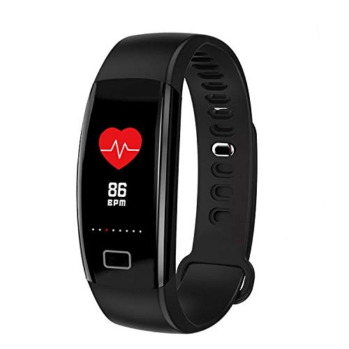 ZNSBH Smart Horloges Fitness Tracker Horloge Activiteit Trackers Stappenteller Stappenteller waterdicht Voor Man Vrouwen, Waterdichte Slaapmonitor stappenteller met iOS Android voor Mannen Vrouwen
