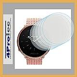4ProTec | 6X Bildschirm-Schutz-Folie KLAR für Polar Ignite 2