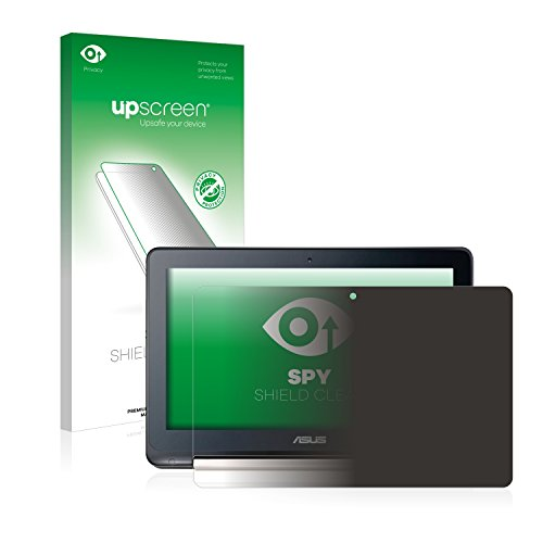 upscreen Protector Pantalla Privacidad Compatible con ASUS Transformer Book Flip TP200 Anti-Espia Privacy