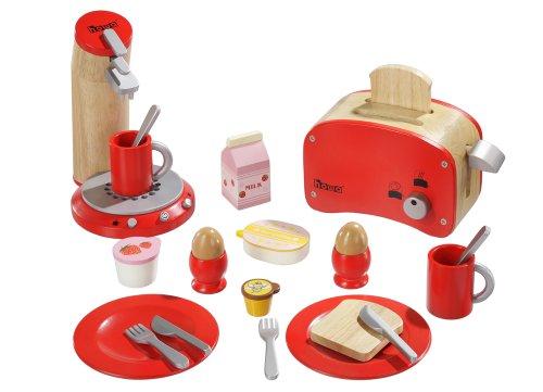 Howa Frühstücksset aus Holz 48562
