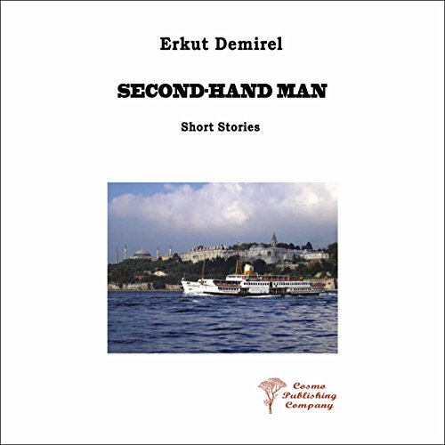 Second-Hand Man audiobook cover art