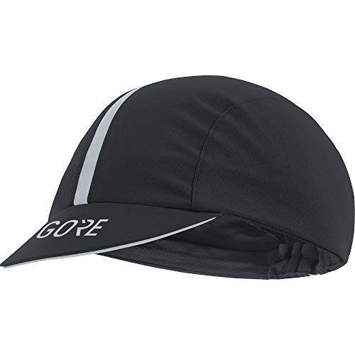 GORE WEAR C5 Unisex Fahrrad-Kappe, Größe: ONE, Farbe: Schwarz