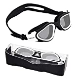 Best Swimming Goggles - TOPLUS Swimming Goggles, Polarized Swim Goggles No Leaking Review